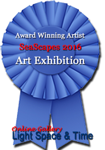 RIBBON FOR SEASCAPES 2016 ARTISTS