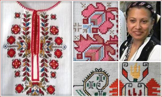 Севим Ганева - Русе / Везбарство, Дунавска задруга на народните художествени занаяти