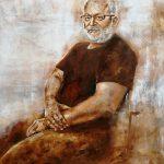Portrait of prof. Kiril Bozhkov