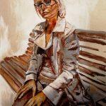 Portrait of Mrs Victoriya Rajkova