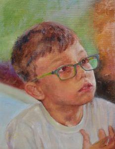 Portrait of Krisi