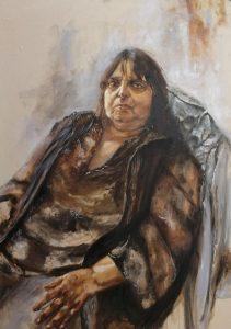 Portrait of Zlati