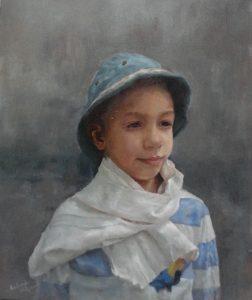 Ioan, size: 55 x 46 cm