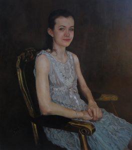 "Name: ""Portrait of Adelia-Constance Ocleppo"""